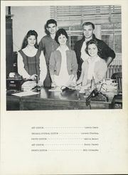 Page 13, 1961 Edition, Winston County High School - Winsaga Yearbook (Double Springs, AL) online yearbook collection