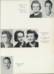 Page 15, 1961 Edition, Winston County High School - Winsaga Yearbook (Double Springs, AL) online yearbook collection