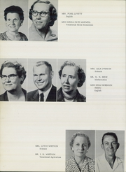 Page 16, 1961 Edition, Winston County High School - Winsaga Yearbook (Double Springs, AL) online yearbook collection