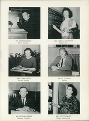 Page 11, 1963 Edition, Winston County High School - Winsaga Yearbook (Double Springs, AL) online yearbook collection