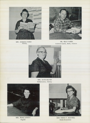 Page 12, 1963 Edition, Winston County High School - Winsaga Yearbook (Double Springs, AL) online yearbook collection