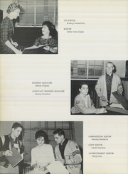 Page 6, 1963 Edition, Winston County High School - Winsaga Yearbook (Double Springs, AL) online yearbook collection