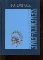 Page 1, 1975 Edition, Warrior High School - Totempole Yearbook (Warrior, AL) online yearbook collection