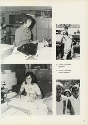 Page 17, 1975 Edition, Warrior High School - Totempole Yearbook (Warrior, AL) online yearbook collection