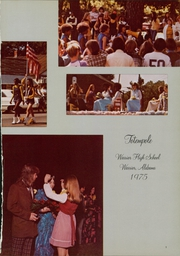 Page 5, 1975 Edition, Warrior High School - Totempole Yearbook (Warrior, AL) online yearbook collection