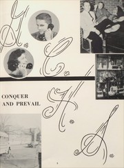 Page 11, 1959 Edition, Geneva County High School - Gecorala Yearbook (Hartford, AL) online yearbook collection
