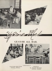 Page 13, 1959 Edition, Geneva County High School - Gecorala Yearbook (Hartford, AL) online yearbook collection