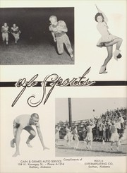 Page 14, 1959 Edition, Geneva County High School - Gecorala Yearbook (Hartford, AL) online yearbook collection