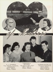 Page 16, 1959 Edition, Geneva County High School - Gecorala Yearbook (Hartford, AL) online yearbook collection