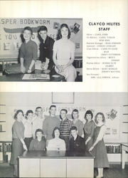 Page 12, 1960 Edition, Clay County High School - Hilites Yearbook (Ashland, AL) online yearbook collection