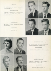 Page 15, 1960 Edition, Clay County High School - Hilites Yearbook (Ashland, AL) online yearbook collection