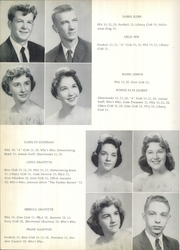 Page 16, 1960 Edition, Clay County High School - Hilites Yearbook (Ashland, AL) online yearbook collection