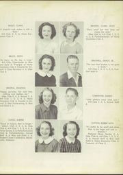 Page 13, 1949 Edition, Randolph County High School - Ran Co We Ala Yearbook (Wedowee, AL) online yearbook collection