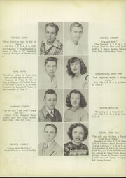 Page 14, 1949 Edition, Randolph County High School - Ran Co We Ala Yearbook (Wedowee, AL) online yearbook collection