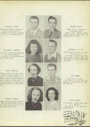 Page 15, 1949 Edition, Randolph County High School - Ran Co We Ala Yearbook (Wedowee, AL) online yearbook collection