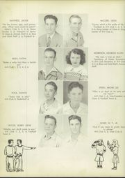 Page 16, 1949 Edition, Randolph County High School - Ran Co We Ala Yearbook (Wedowee, AL) online yearbook collection