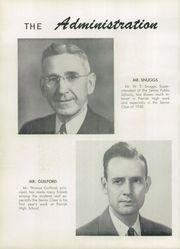 Page 10, 1950 Edition, Parrish High School - Sel Ala Yearbook (Selma, AL) online yearbook collection