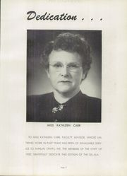 Page 11, 1950 Edition, Parrish High School - Sel Ala Yearbook (Selma, AL) online yearbook collection