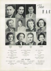 Page 12, 1950 Edition, Parrish High School - Sel Ala Yearbook (Selma, AL) online yearbook collection