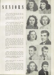 Page 15, 1950 Edition, Parrish High School - Sel Ala Yearbook (Selma, AL) online yearbook collection
