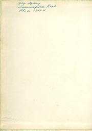 Page 2, 1950 Edition, Parrish High School - Sel Ala Yearbook (Selma, AL) online yearbook collection