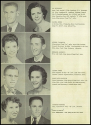 Page 14, 1957 Edition, Cottonwood High School - White Timber Yearbook (Cottonwood, AL) online yearbook collection