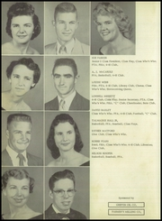 Page 16, 1957 Edition, Cottonwood High School - White Timber Yearbook (Cottonwood, AL) online yearbook collection