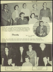 Page 8, 1957 Edition, Cottonwood High School - White Timber Yearbook (Cottonwood, AL) online yearbook collection