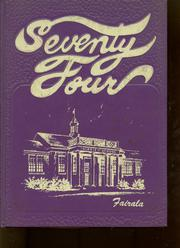 Page 1, 1974 Edition, Fairview High School - Fairala Yearbook (Cullman, AL) online yearbook collection
