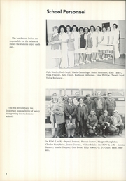 Page 12, 1974 Edition, Fairview High School - Fairala Yearbook (Cullman, AL) online yearbook collection