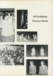 Page 5, 1974 Edition, Fairview High School - Fairala Yearbook (Cullman, AL) online yearbook collection