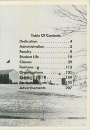 Page 7, 1974 Edition, Fairview High School - Fairala Yearbook (Cullman, AL) online yearbook collection