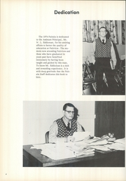 Page 8, 1974 Edition, Fairview High School - Fairala Yearbook (Cullman, AL) online yearbook collection