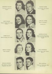 Page 11, 1948 Edition, Goshen High School - Eagle Yearbook (Goshen, AL) online yearbook collection