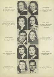 Page 12, 1948 Edition, Goshen High School - Eagle Yearbook (Goshen, AL) online yearbook collection