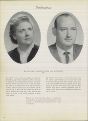 Page 10, 1960 Edition, Berry High School - Spotlight Yearbook (Berry, AL) online yearbook collection