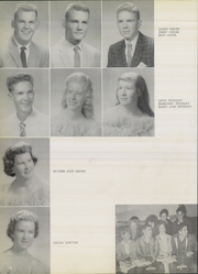 Page 14, 1960 Edition, Berry High School - Spotlight Yearbook (Berry, AL) online yearbook collection