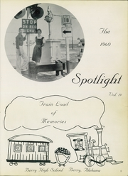 Page 5, 1960 Edition, Berry High School - Spotlight Yearbook (Berry, AL) online yearbook collection