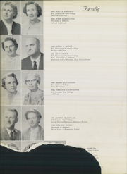 Page 8, 1960 Edition, Berry High School - Spotlight Yearbook (Berry, AL) online yearbook collection