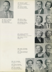 Page 9, 1960 Edition, Berry High School - Spotlight Yearbook (Berry, AL) online yearbook collection