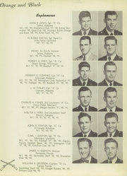Page 17, 1949 Edition, Marion Military Institute - Orange and Black Yearbook (Marion, AL) online yearbook collection