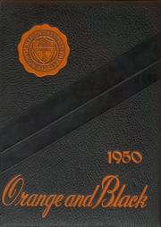 Page 1, 1950 Edition, Marion Military Institute - Orange and Black Yearbook (Marion, AL) online yearbook collection