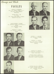 Page 11, 1950 Edition, Marion Military Institute - Orange and Black Yearbook (Marion, AL) online yearbook collection