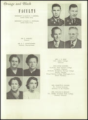 Page 13, 1950 Edition, Marion Military Institute - Orange and Black Yearbook (Marion, AL) online yearbook collection