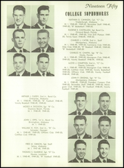 Page 16, 1950 Edition, Marion Military Institute - Orange and Black Yearbook (Marion, AL) online yearbook collection