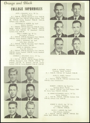 Page 17, 1950 Edition, Marion Military Institute - Orange and Black Yearbook (Marion, AL) online yearbook collection