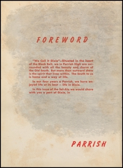 Page 8, 1952 Edition, Parrish High School - Tornado Yearbook (Parrish, AL) online yearbook collection