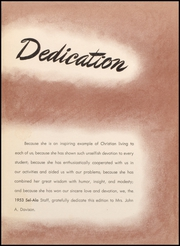 Page 11, 1953 Edition, Parrish High School - Tornado Yearbook (Parrish, AL) online yearbook collection