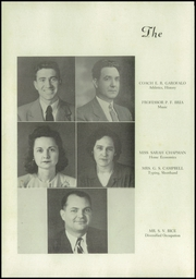 Page 14, 1946 Edition, Alexander City High School - Echo Yearbook (Alexander City, AL) online yearbook collection