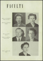 Page 15, 1946 Edition, Alexander City High School - Echo Yearbook (Alexander City, AL) online yearbook collection